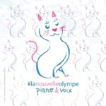 #lanouvelleolympe by Isabelle Kévorkian, piano & voix